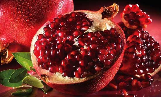 pomegranate for slim down