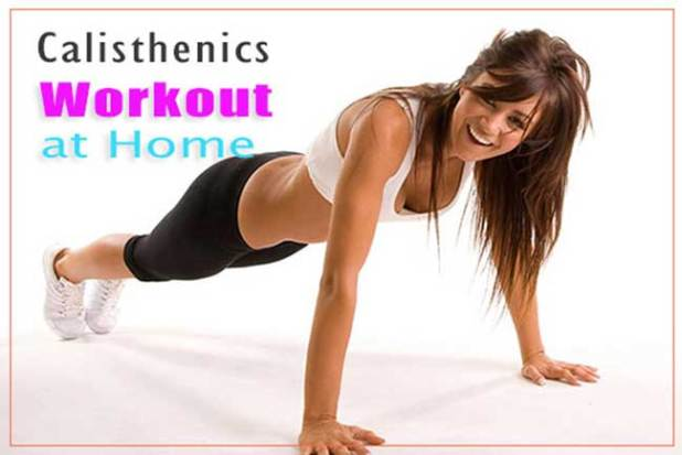 Beginner Calisthenics Workout
