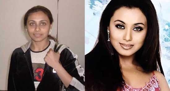 bollywood actress without makeup pics