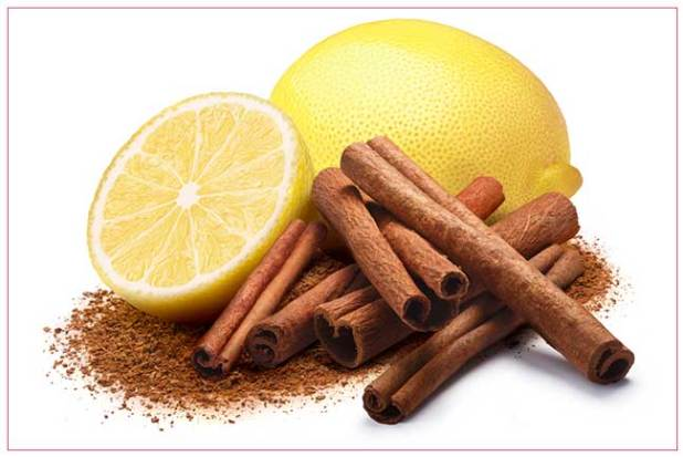 Cinnamon and Lemon skin Face Pack