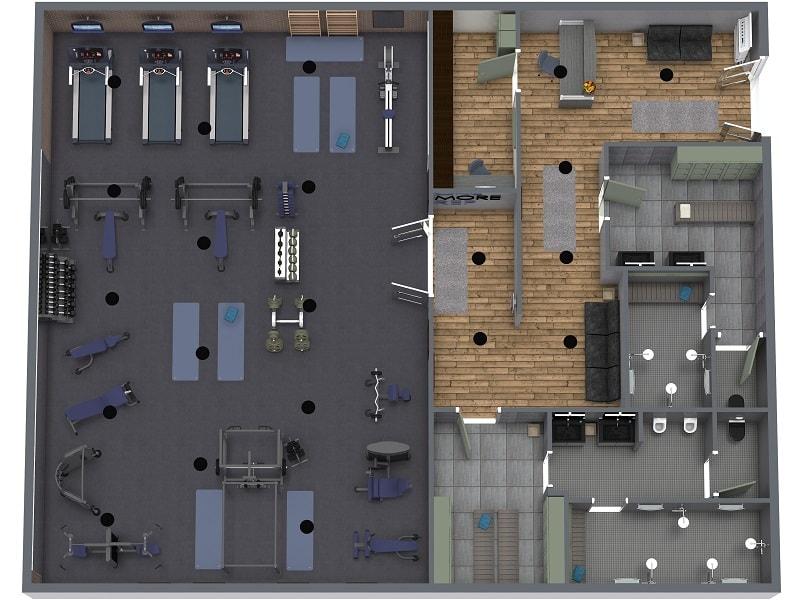 Bathroom Checklist Template Office