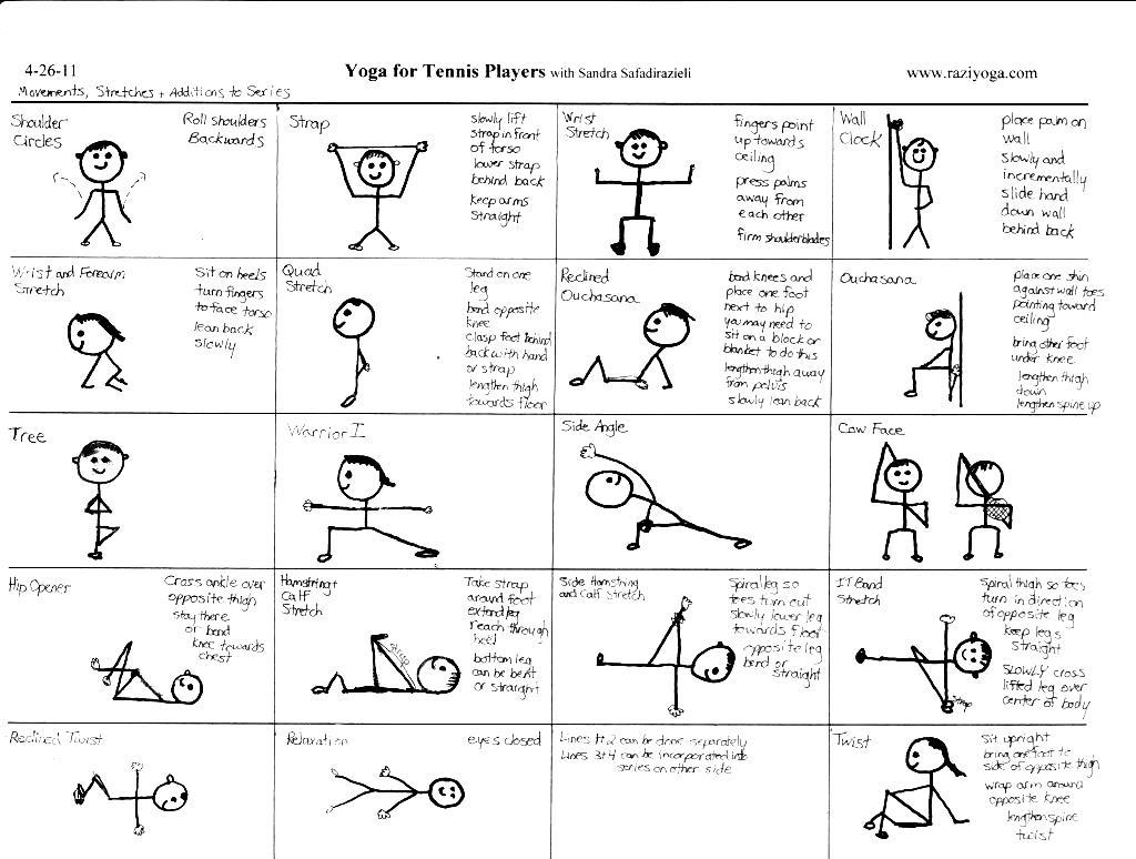 Iyengar Yoga Postures Pdf