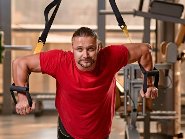 Suspension Training is considered to be very effective in loosing weight