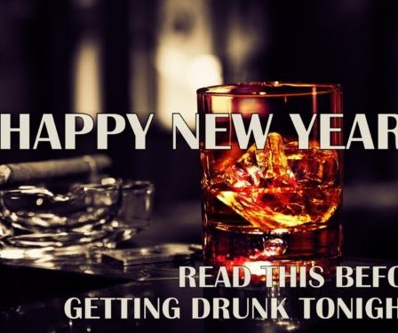 Health Tips for New Year's Eve 2020 - Fitness HN