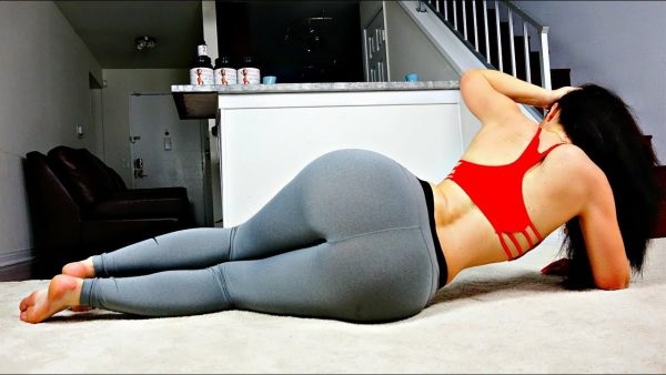 Fitness HN - 6 Best Leg Exercises for Women at Home