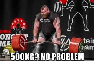 Fitness HN - Eddie Hall Powerlifter