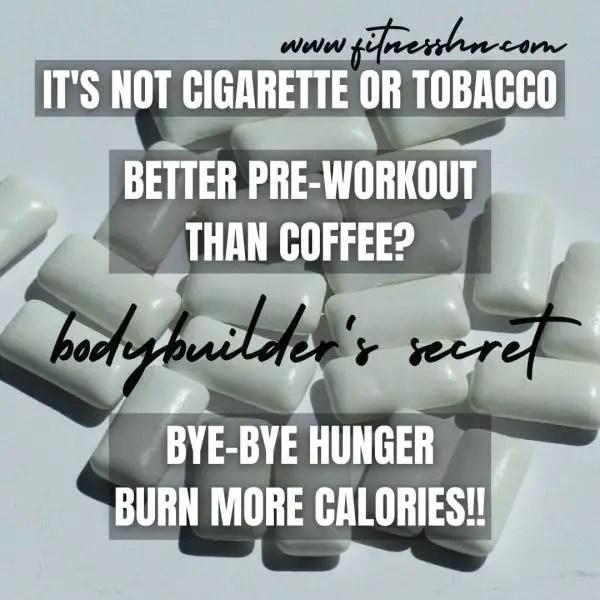 Nicotine as Bodybuilding Supplement - Fitness HN