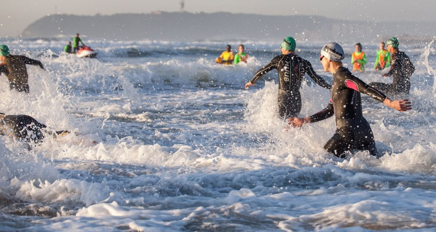 Entries open for 2017 Standard Bank Ironman ® 70.3® Durban