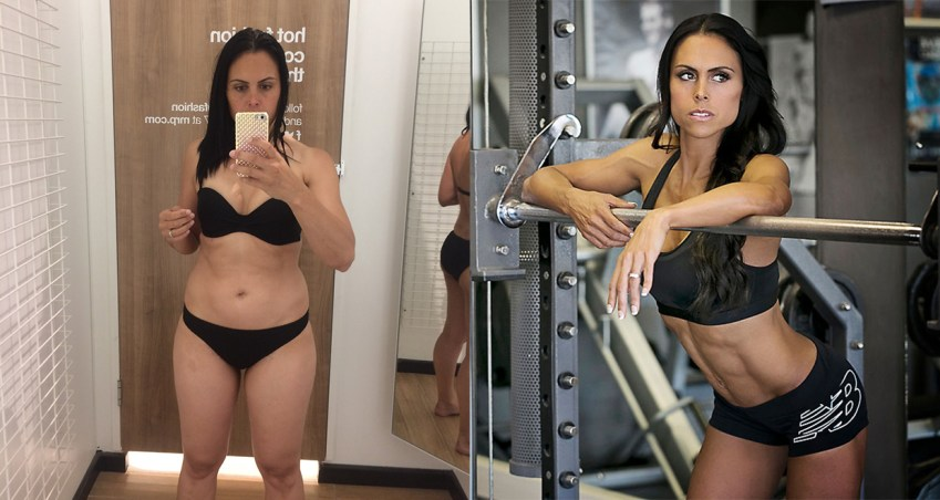 Transformation Melissa Awakens The Person Within By Embracing A Fitness Lifestyle Fitness Magazine Making gains is back in style, and we've compiled the most amazing transformations for your inspiration to hit that gym! transformation melissa awakens the