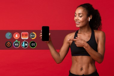 Top fitness timer apps