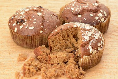 Protein Muffin feature image