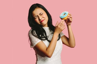 Food intolerance feature images