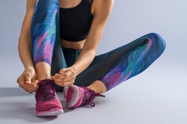 Start training now - Fitness