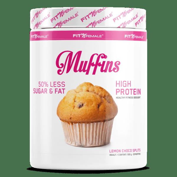 Protein Muffins 1