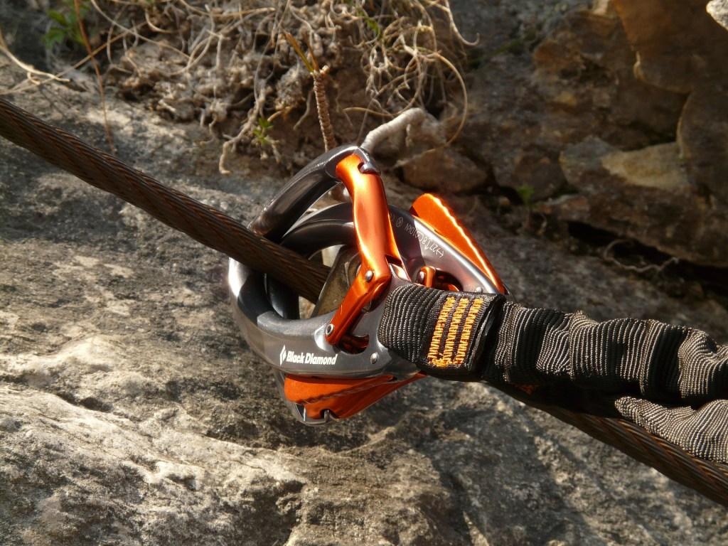 Klettersteigset