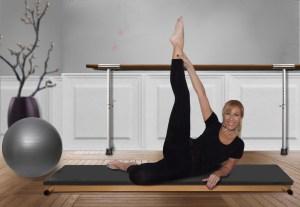 Balancekissen zu Hause trainieren