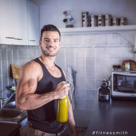 soupe musculation