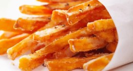Recette frites patates douces – fitnessmith.tv