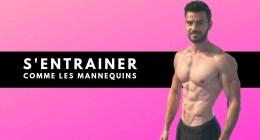 L'entrainement des mannequins et mannequins fitness
