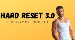 🔒PROGRESSER VISUELLEMENT, le programme d'entraînement simple