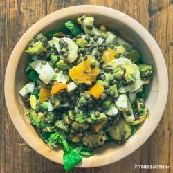 recette salade fitness