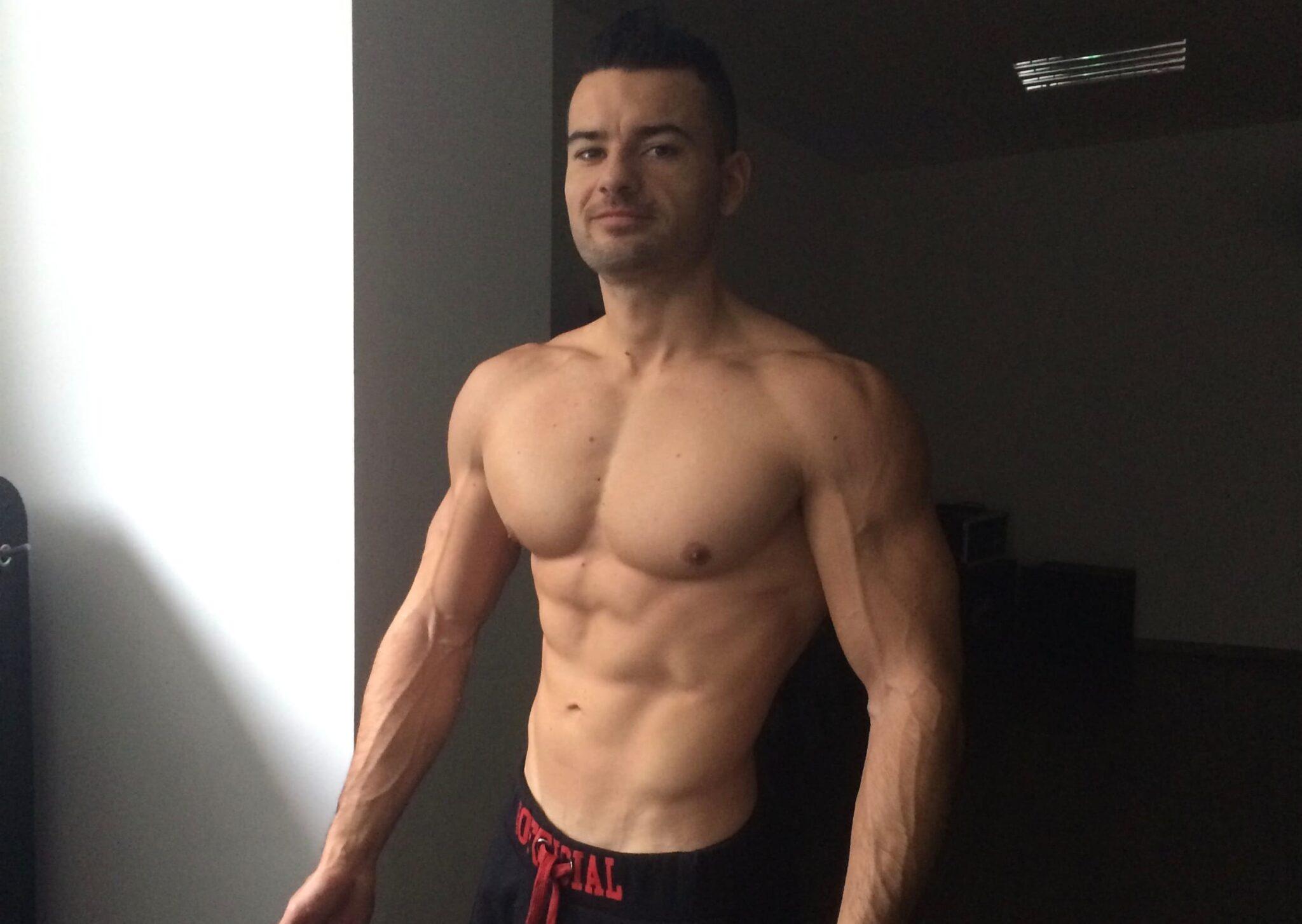 musculation à jeun