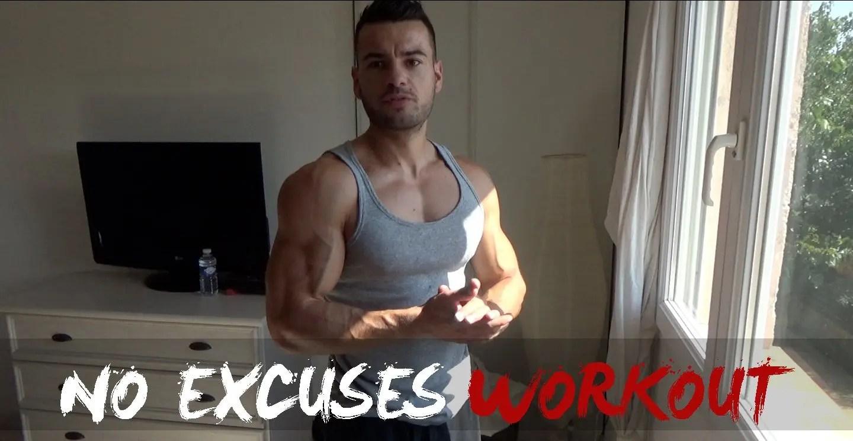Musculation sans matériel – exercices musculation et entrainement hardcore