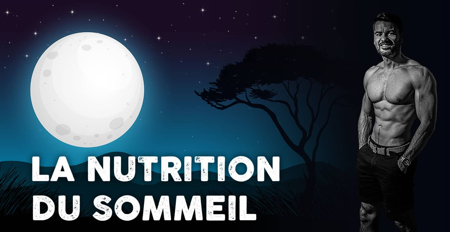 La nutrition qui aide à mieux dormir ( pour les sportifs )