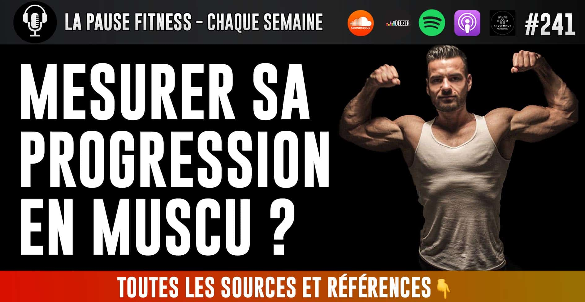 PODCAST MUSCULATION 241