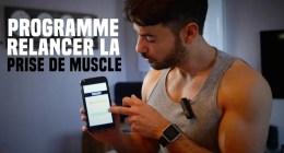 🔒 Formation : programme pour relancer la prise de muscle