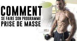 🔒 Prise de masse Musculation, Programme complet et Formation
