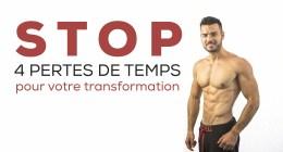 Motivation et fitness : Les pertes de temps en musculation