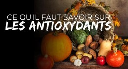 🔒Antioxydants : Le sportif doit faire attention