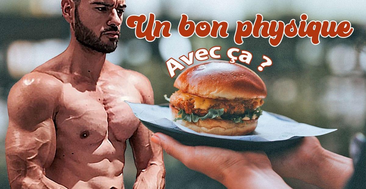 bon physique ecart diète