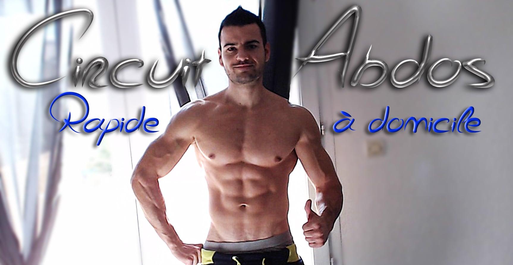 Abdominaux exercices musculation à domicile