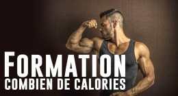 🔒 Formation : Combien de calories par jour
