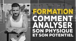 🔒 Apprendre à s'analyser pour se muscler et perdre du gras – Formation