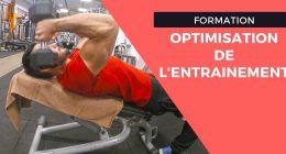 🔒 Formation : Optimisation de son entrainement