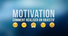 🔒 Technique de motivation pour réaliser un objectif