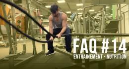 🔒 FAQ 14 : Étirements, viande de porc, omega 3 vegan, temps sous tension vs nombre de répétitions
