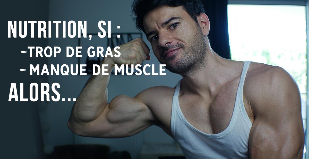 personnaliser nutrition musculation