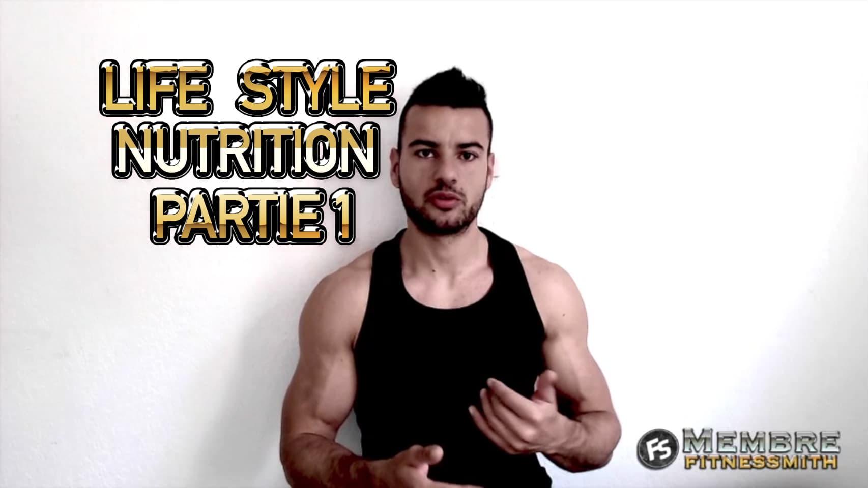 ? Mon style de vie avec la nutrition Fitness