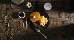 Recette Pancakes Fitness, rapide, délicieux et léger en glucides
