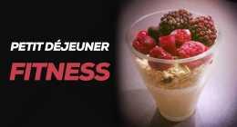 Petit déjeuner fitness – Muesli protéiné sans gluten