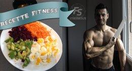 recette fitness salade fraîcheur low carb