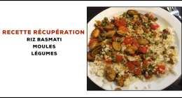 Recette spéciale récupération après l'effort – sans gluten
