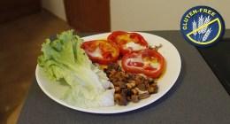 Recette fitness rapide ( gluten free )