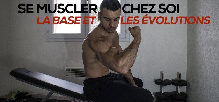Se muscler chez soi - la musculation à domicile