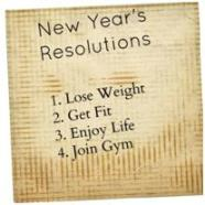 Weight Loss Resolutions