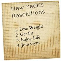 Can You Remain Faithful to Your Weight Loss Resolutions in 2014?